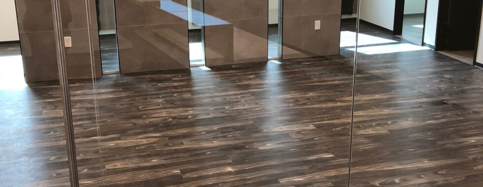 Commercial Floor Covering near The Woodlands TX