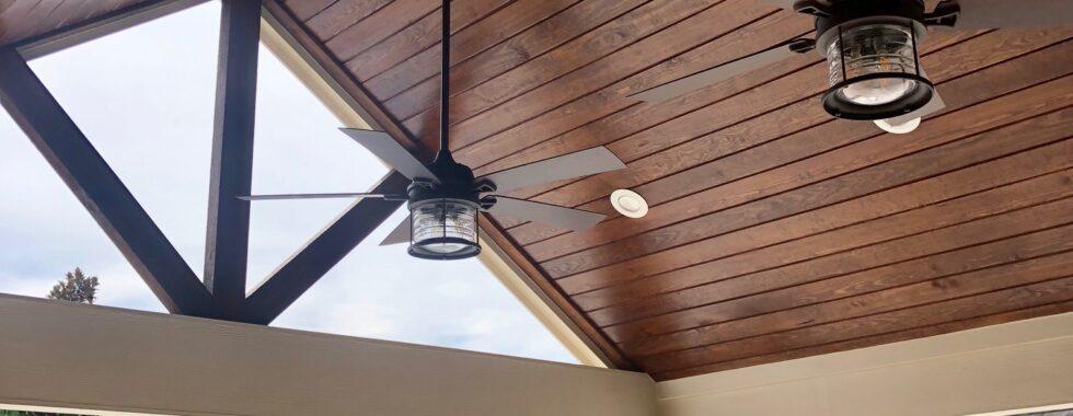 Outdoor Living Space Design near Spring TX